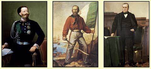 1860 Garibaldi conquista la Sicilia