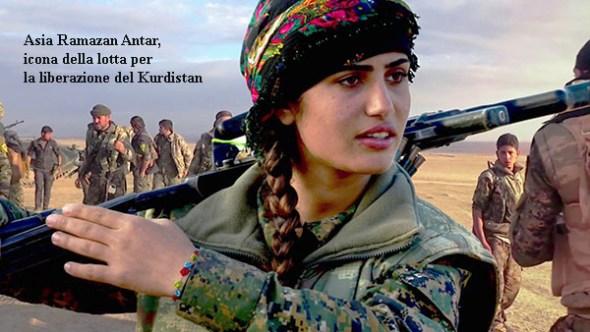 Turchia. Separatista del Kurdistan