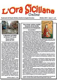 L'Ora Siciliana - Ottobre 2014