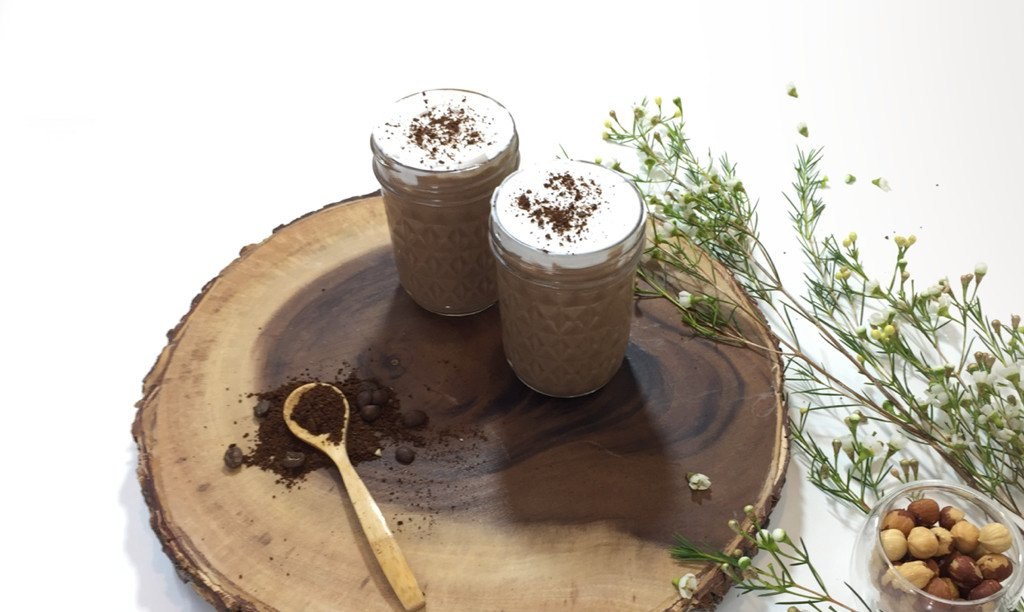Healthy Coffee Smoothei