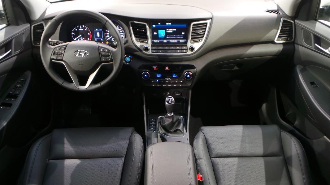 Hyundai Tucson 17 Crdi 115 Executive 2wd Occasion Lyon