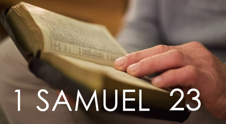 1 SAMUEL 23