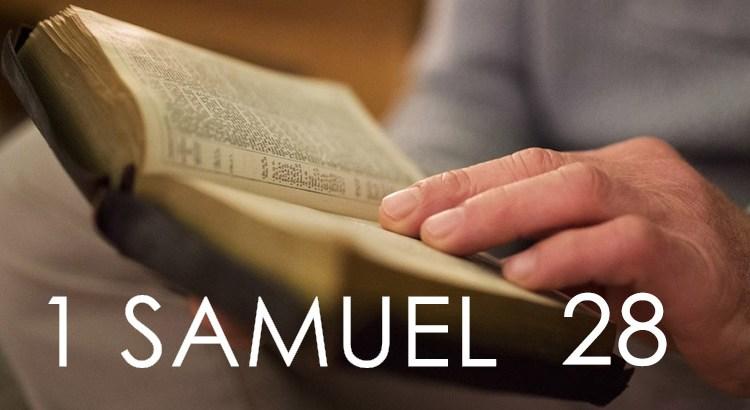 1 SAMUEL 28