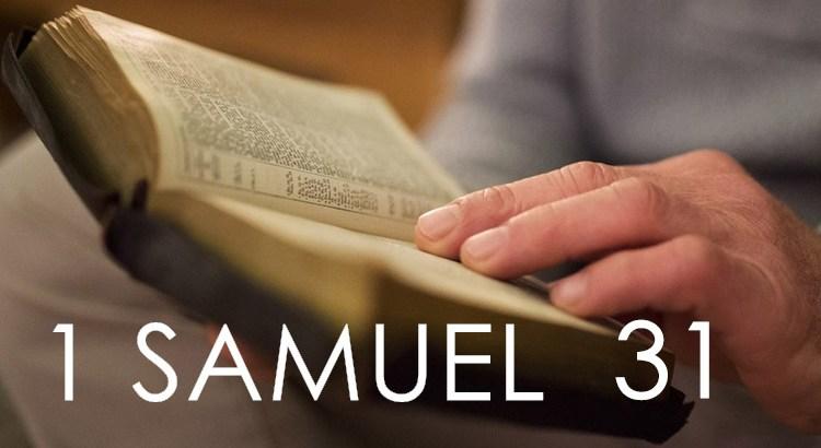 1 SAMUEL 31
