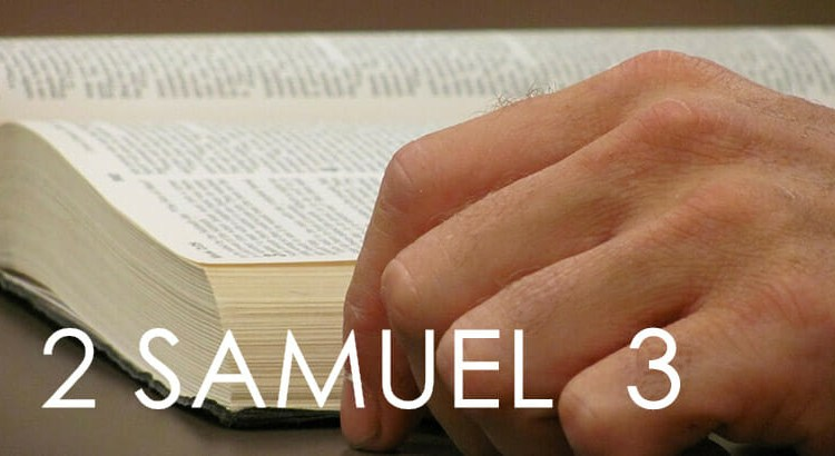 2 Samuel 3