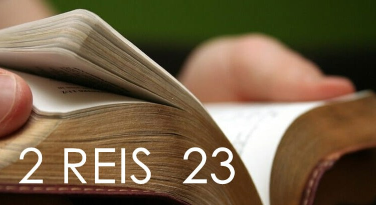 2 Reis 23