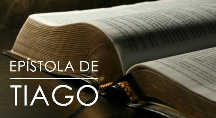 EPÍSTOLA DE TIAGO BÍBLIA ONLINE