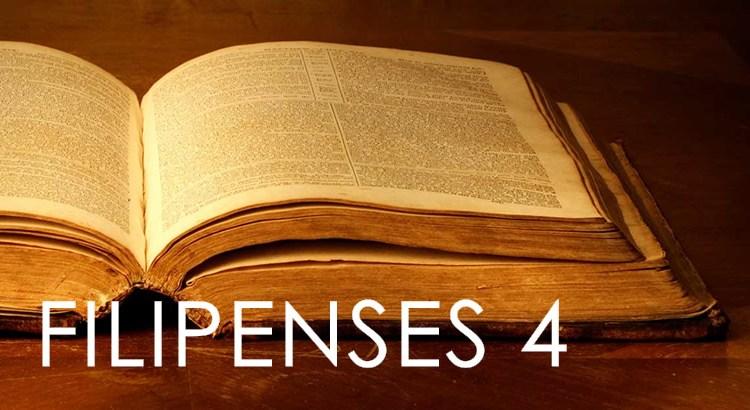 FILIPENSES 4