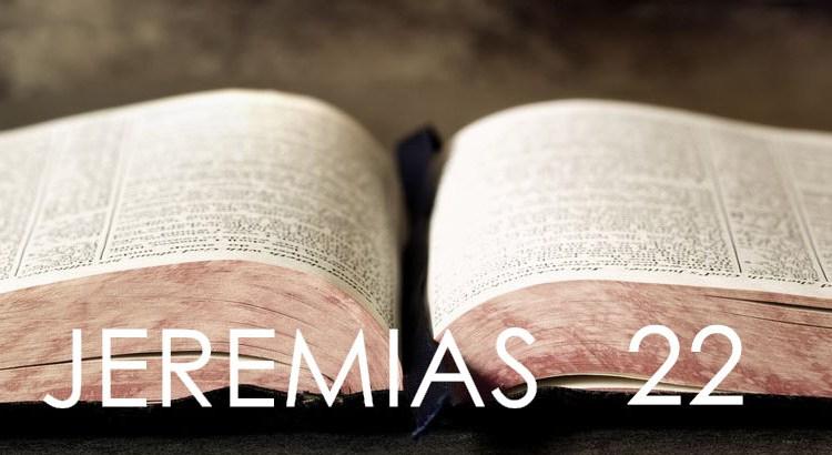 JEREMIAS 22