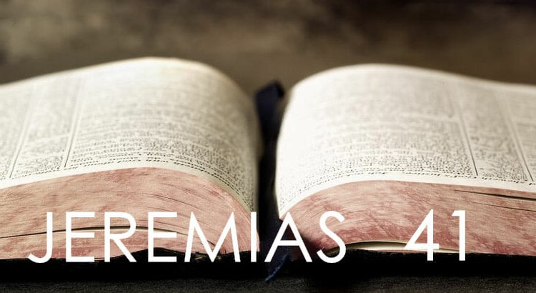 JEREMIAS 41