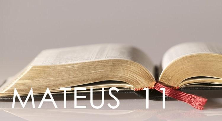 MATEUS 11