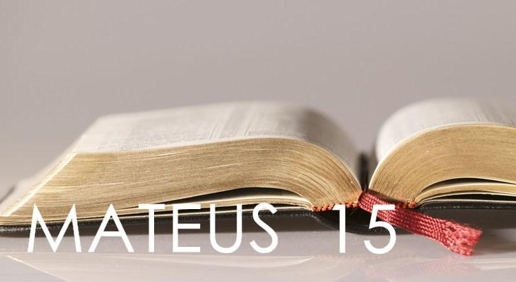 MATEUS 15