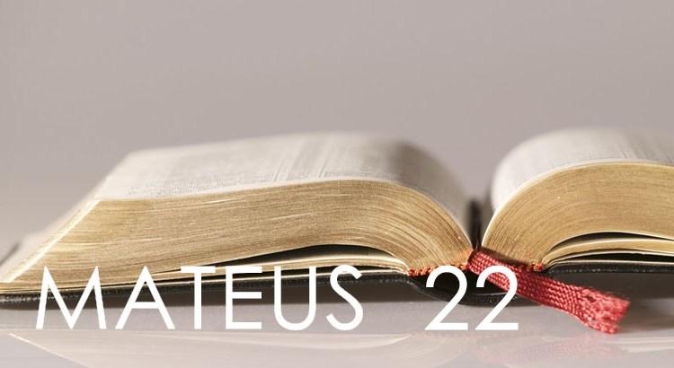MATEUS 22