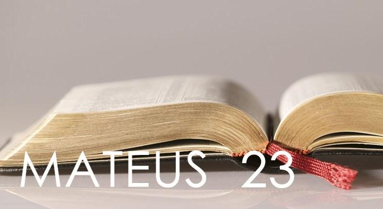 MATEUS 23