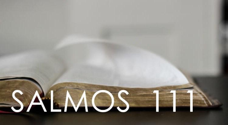 SALMOS 111