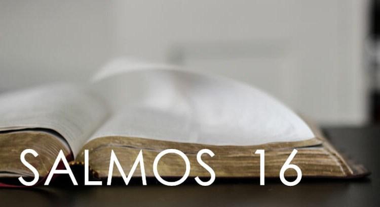 SALMOS 16