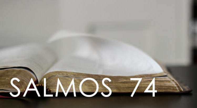 SALMO 74