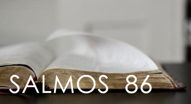 SALMOS 86
