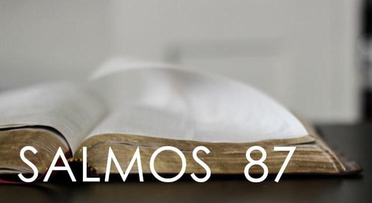 SALMOS 87