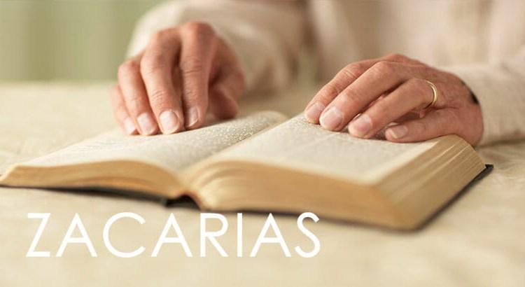 ZACARIAS BÍBLIA