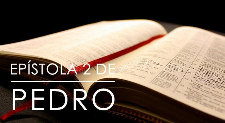 EPÍSTOLA 2 DE PEDRO BÍBLIA ONLINE