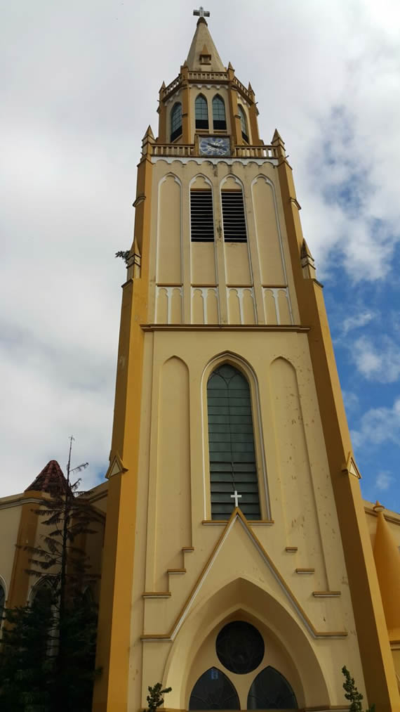 Igreja Nossa Senhora Das Dores em Belo Horizonte