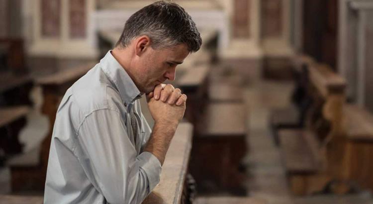 Oração para acalmar