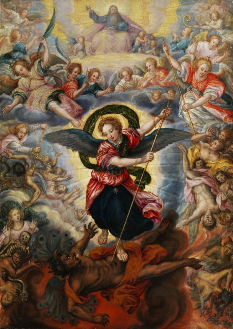 Oração de São Miguel Arcanjo