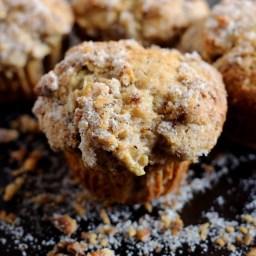 Apple Nut Muffins