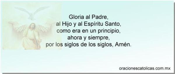 Rezos Catolicos - El Gloria