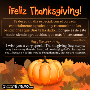 """Por qué celebrar Thanksgiving, el """"Día de Acción de Gracias"""""""
