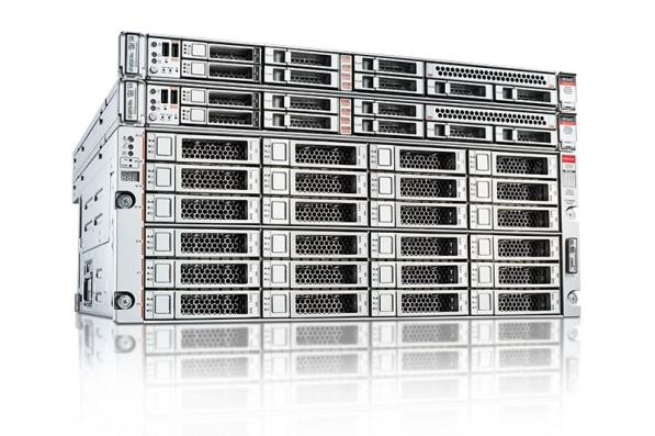 Afbeeldingsresultaat voor oracle database appliance X6-2 HA