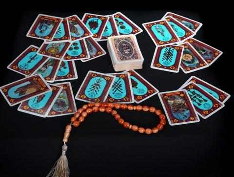 Les arcanes majeurs du tarot