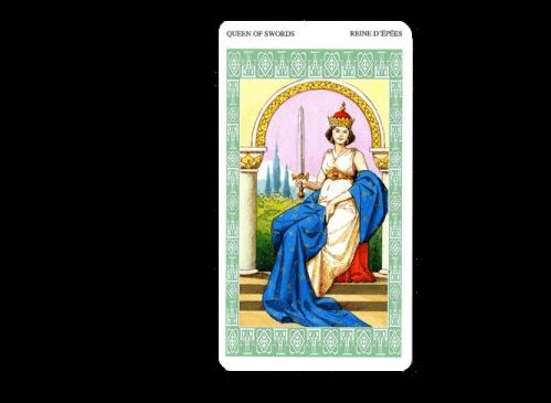 La tarologie de mademoiselle Lenormand