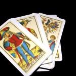 Cartes du tarot Marseillais