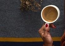 Voyance dans le marc de café