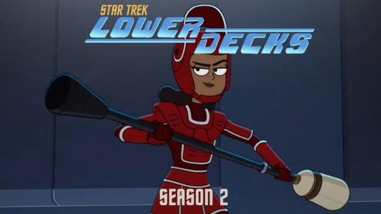 Star Trek: Lower Deck Season 2