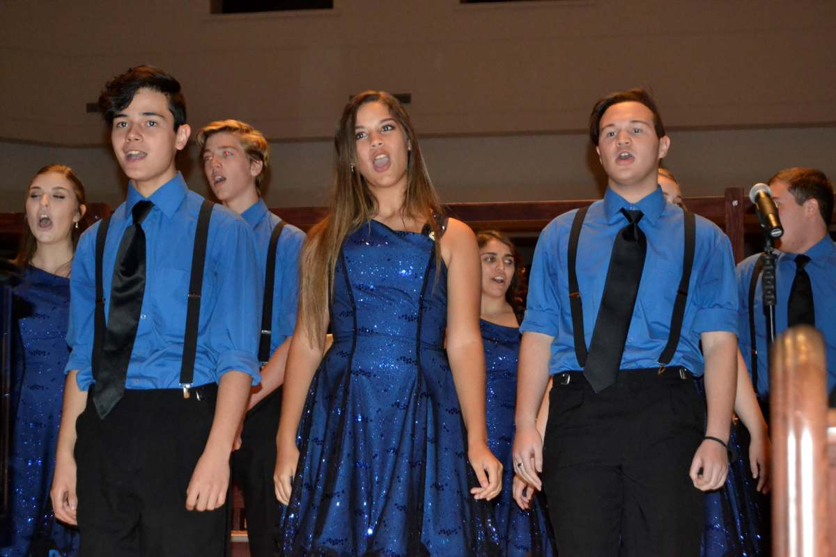 Steinbrenner chorus succeeds at Solo and Ensemble