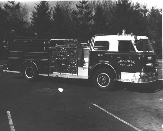 1967 - Engine 24