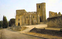 Oradour-sur-Glane Church (main scene of the massacre of the women and children)