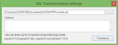 xsl-setting