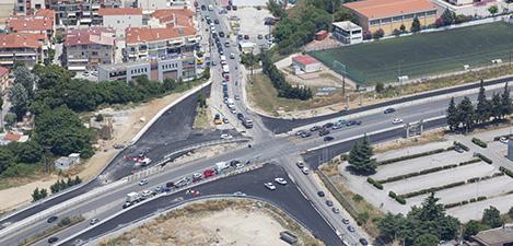περιφερειακός,δρομος,δυτική,Θεσσαλονίκη,