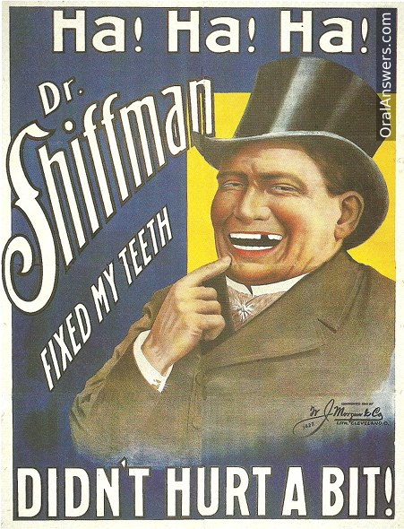 Dr. Shiffman Fixed My Teeth - Dental History