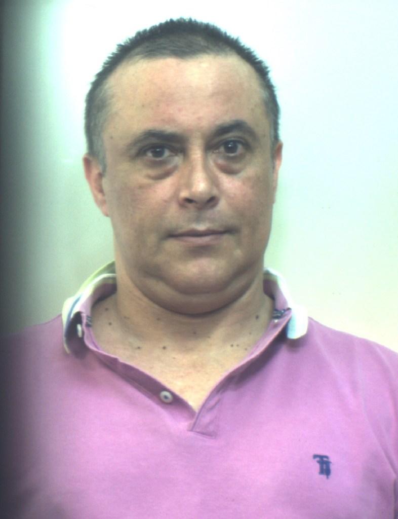 Corrado Consiglio, 42 anni rapina Eurospin Augusta
