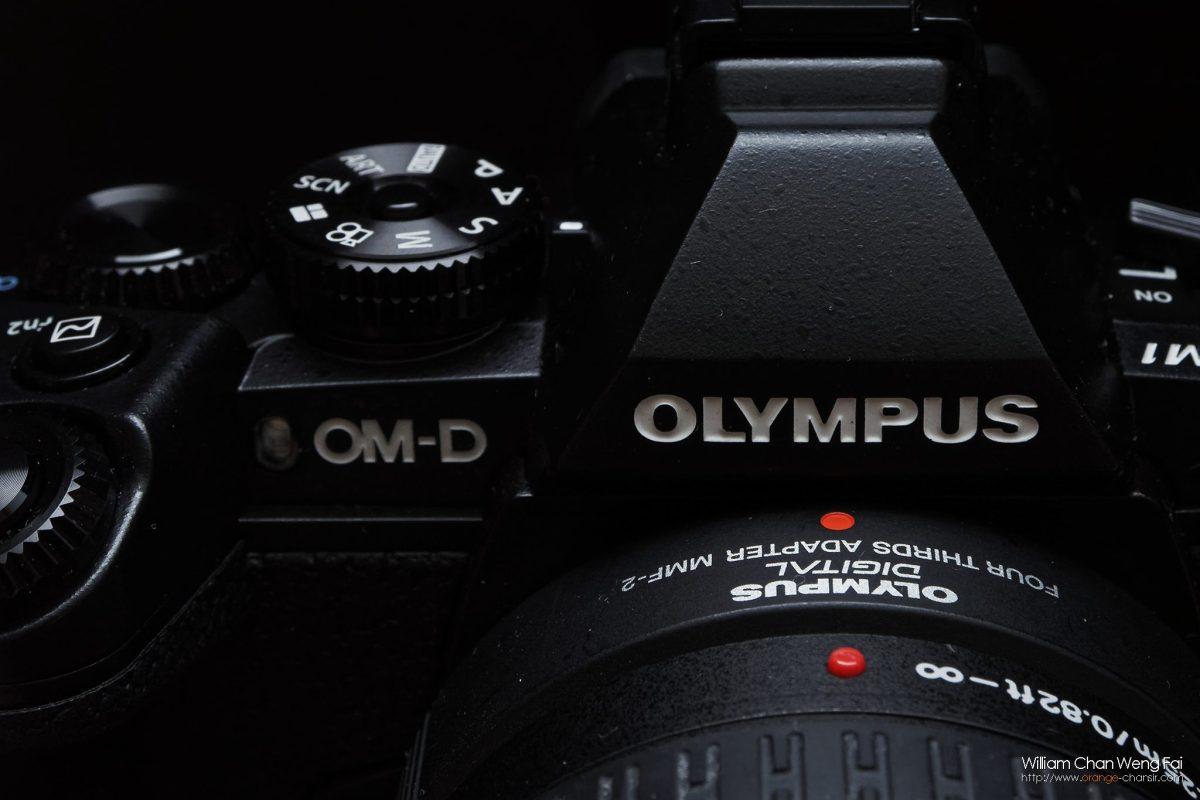 Olympus E-M1