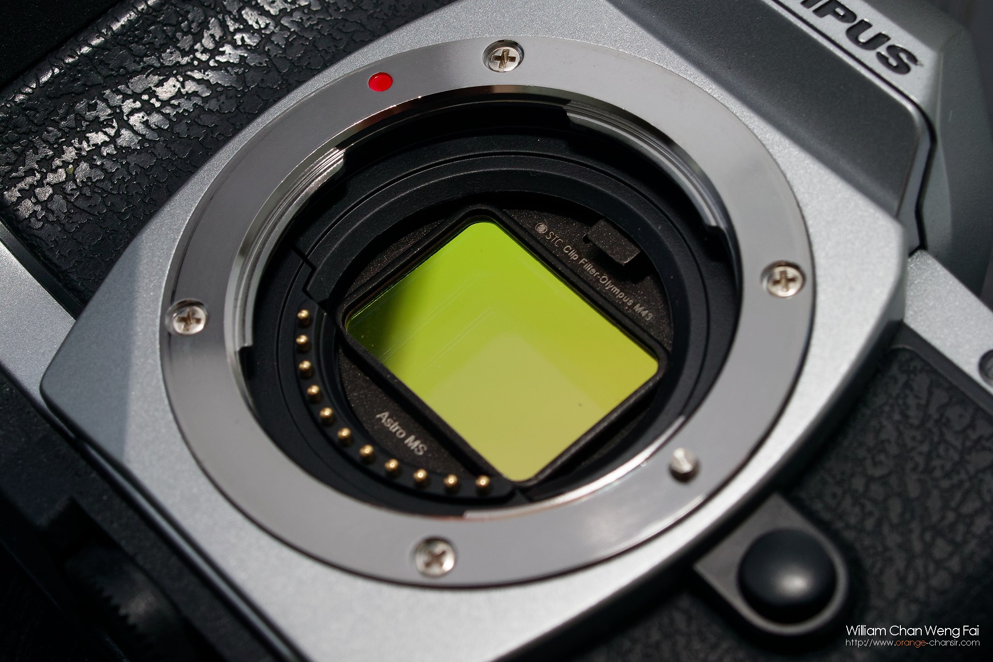 STC Astro-Multispectra Clip Filter for Olympus M4/3