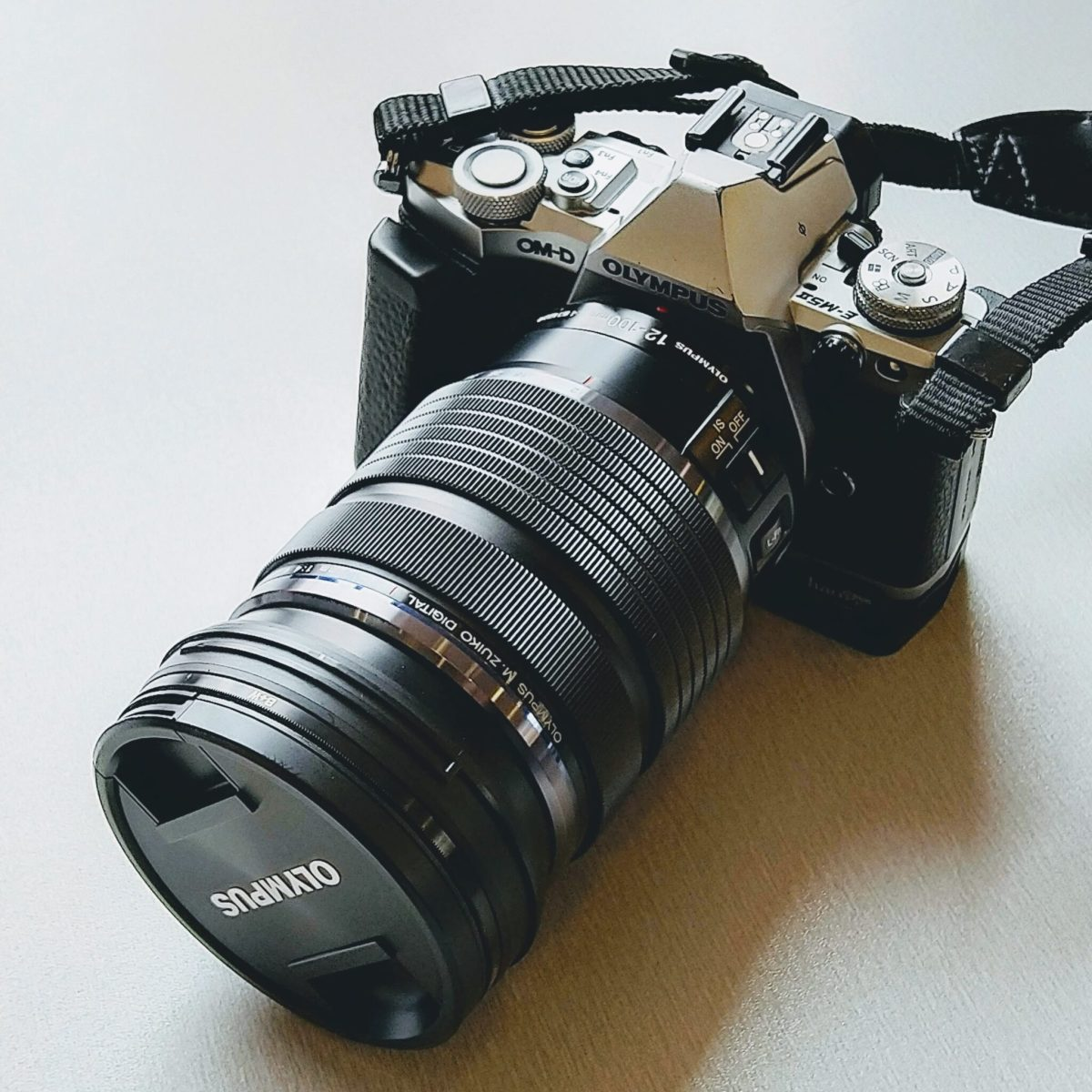 E-M5II + 12-100PRO