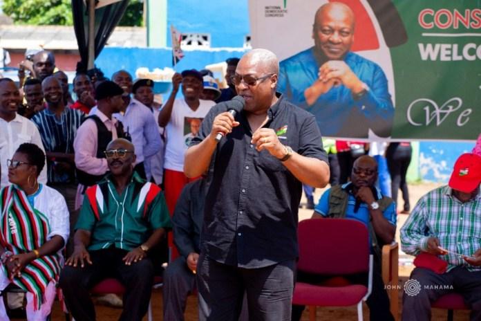 Haruna Iddrisu, says he wants former President John Mahama to return as flagbearer, and hopefully become President after the 2024 elections.