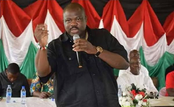 According to Joshua Akamba the NDC will revisit the Ejura 3 member Committee report