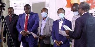 Ghana Independent Broadcasters Association (GIBA), has inaugurated it's newly-elected President and Executive Council in Accra, today.....